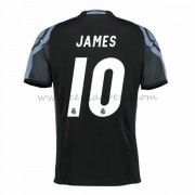 Fotbalové dresy Real Madrid James 10 3rd dres 2017-18..