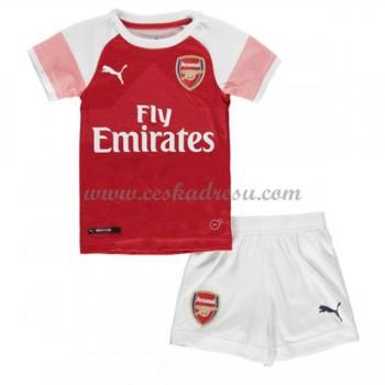 Dětský fotbalový dres Arsenal domáci dresy 2018-19
