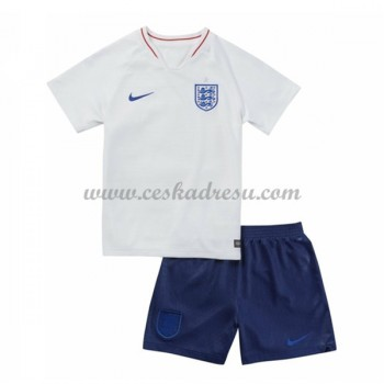 Dětský Fotbalový Dres Komplet Anglie MS 2018 Domáci Dresy