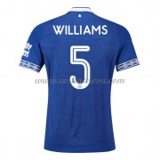 Fotbalové dresy levně Everton Ashley Williams 5 domáci dres 2018-19..