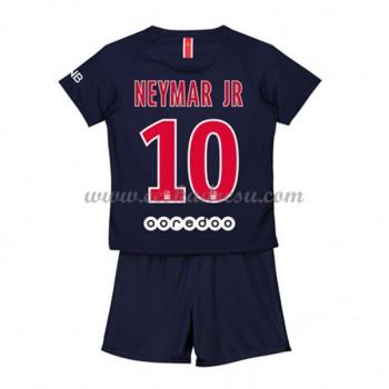 Dětský fotbalový dres Paris Saint Germain PSG Neymar Jr 10 domáci dresy 2018-19